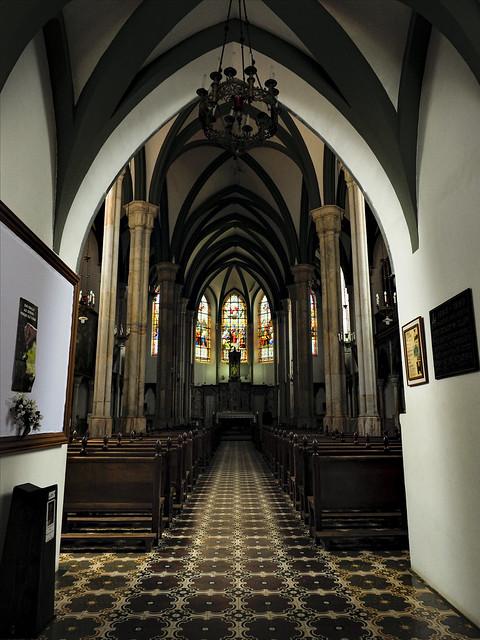 Igreja Nossa Senhora Mãe dos Homens