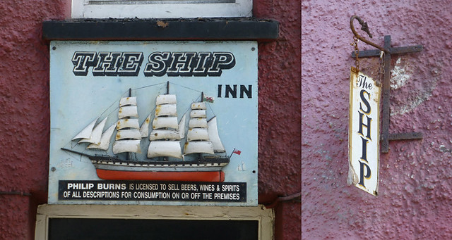 Ship Inn, Fishguard.