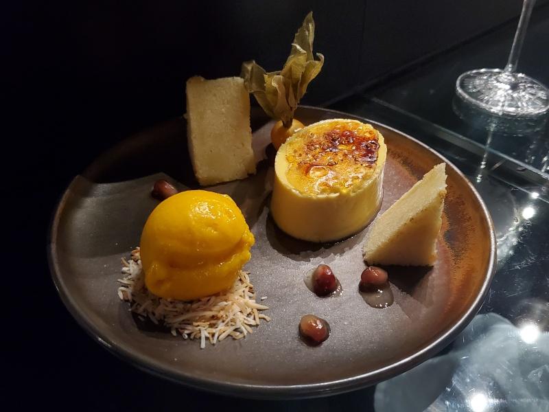 Chotto Matte dessert