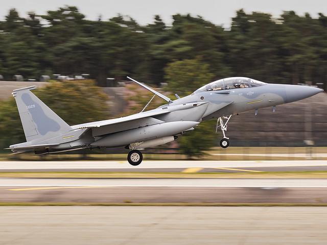 Royal Saudi Air Force | Boeing F-15SA | 12-1029