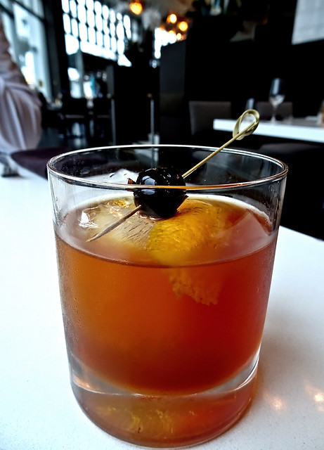 photo - Earl Grey + Honey Old Fashioned