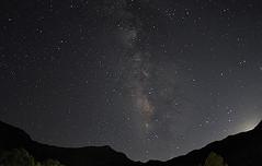 Milky Way - Chisos Mountains