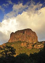 Casa Grande Peak - Chisos Mountains