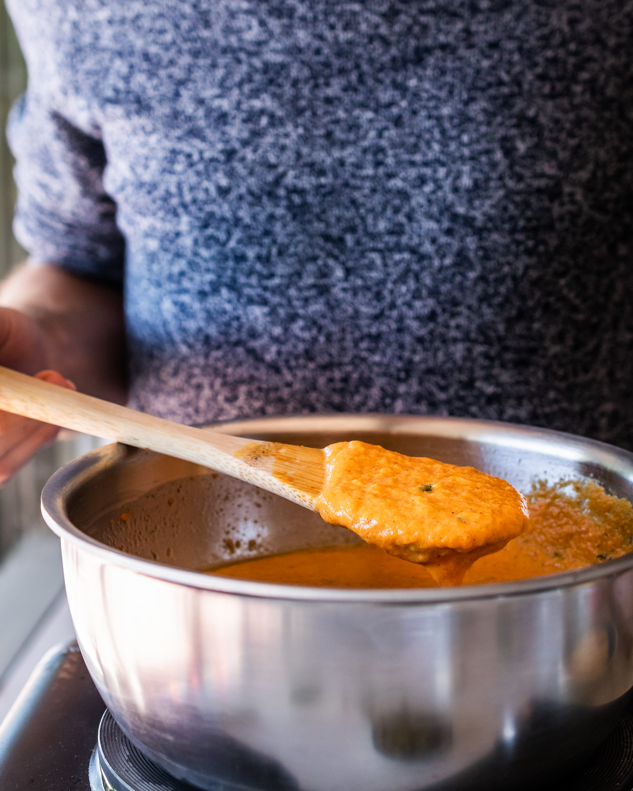 this sauce is creamy, dreamy, and perfect for Fall