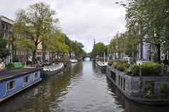 Houseboat Museum & Westerkerk