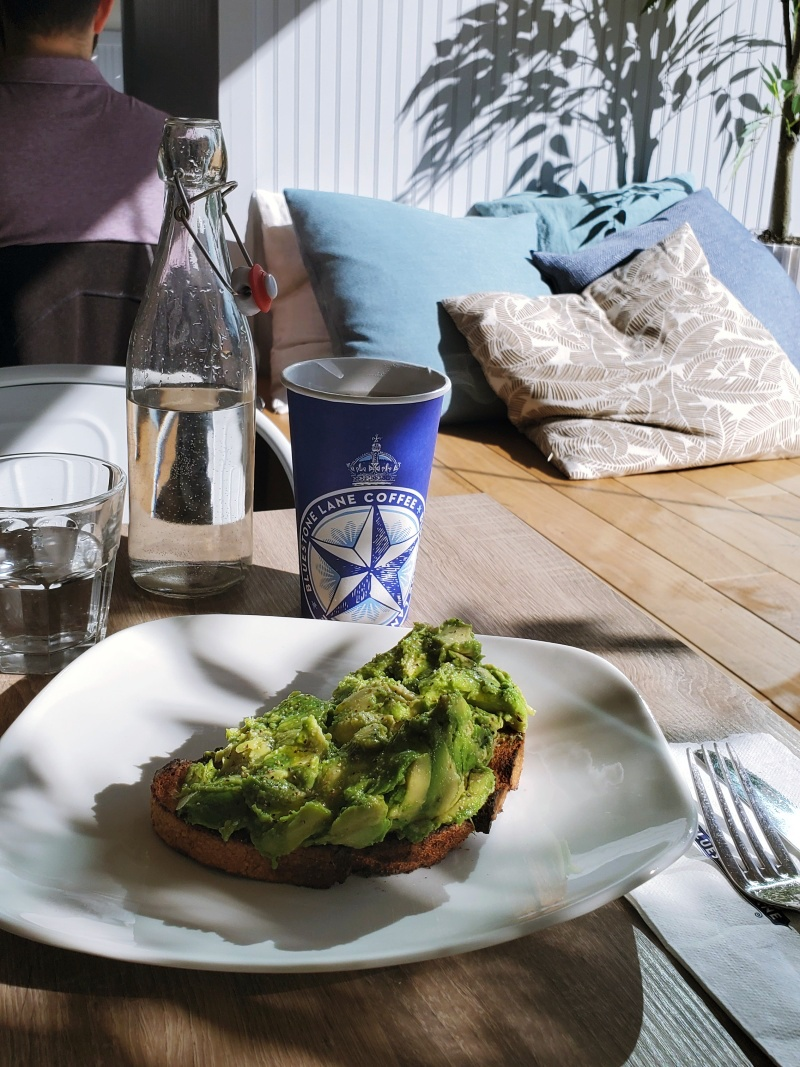 Bluestone Avocado Toast