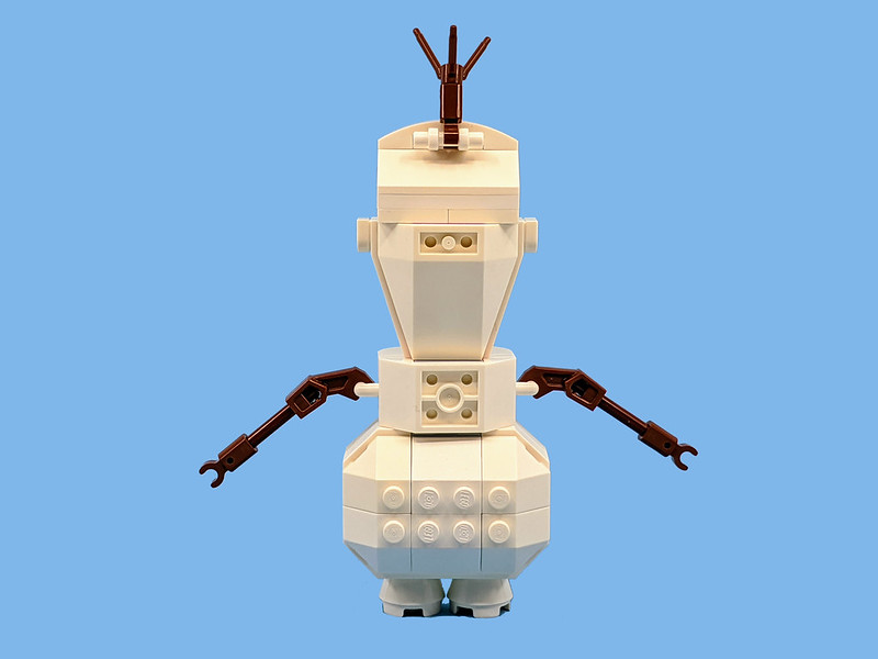 LEGO Disney Frozen II Olaf Review