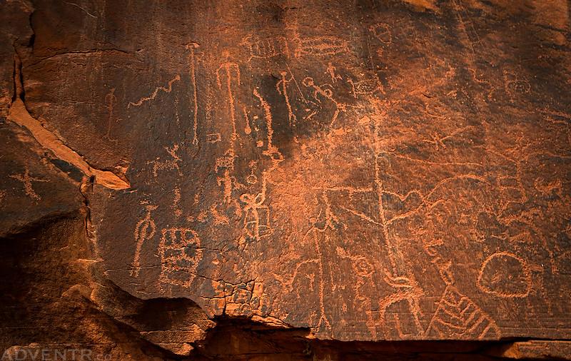 Escalante Petroglyphs
