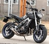 miniature Yamaha MT-09 850 2015 - 10