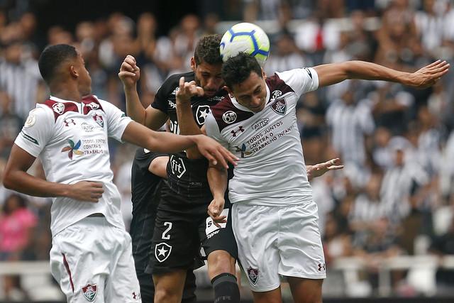 Botafogo x Fluminense - 06/10/2019