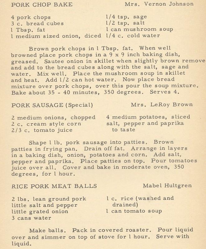 Kitchen Magic 1958