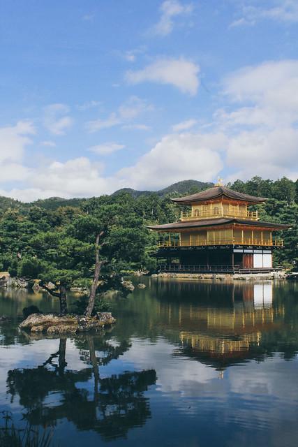 Kinkaku-ji aka Temple of the Golden Pavilion | Kyoto, Japan
