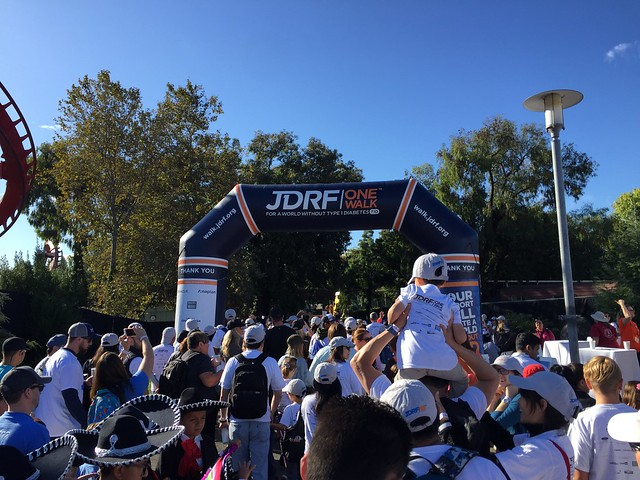 JDRF One Walk, Silicon Valley 2019