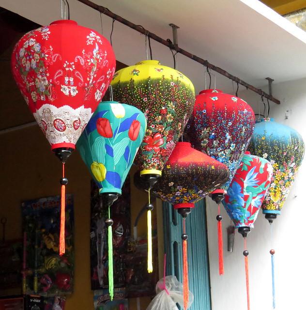 Lovely lanterns, Hội An, Vietnam, Feb 2018