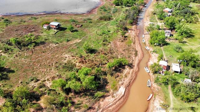 Entrada Laguna El Embudo y Laguna el Saco (bajante Parana 10-2019) - 15