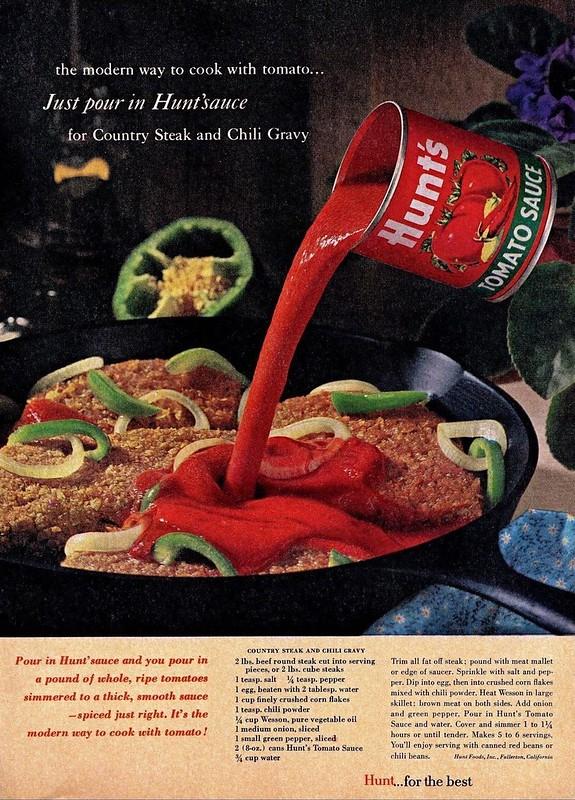 Hunt's 1963
