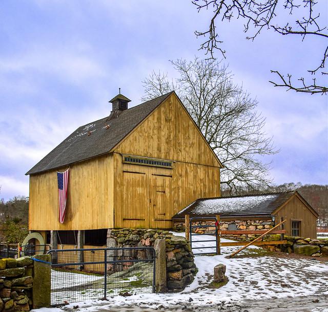 Connecticut Barn