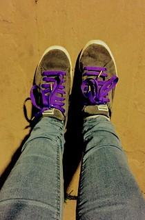 Feet at Night: No.183