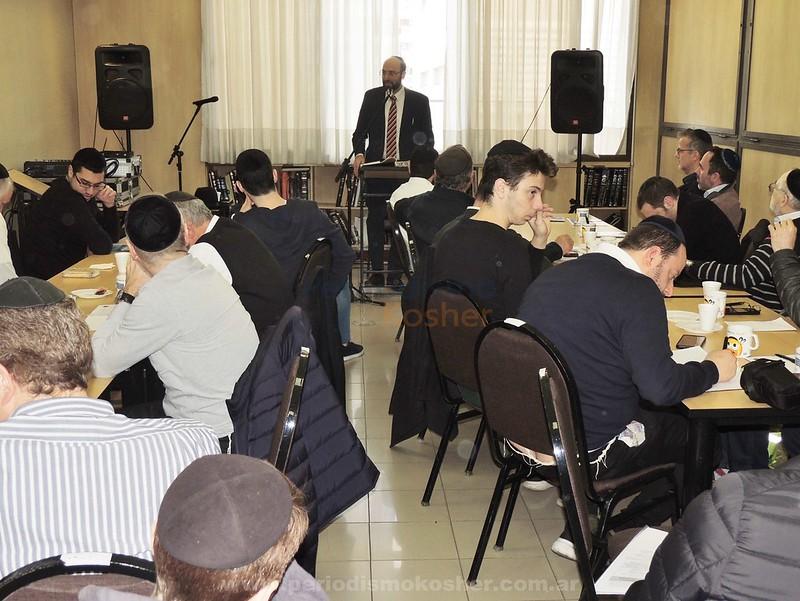 Iom Shekulo Tora 2019 en Ajdut Israel