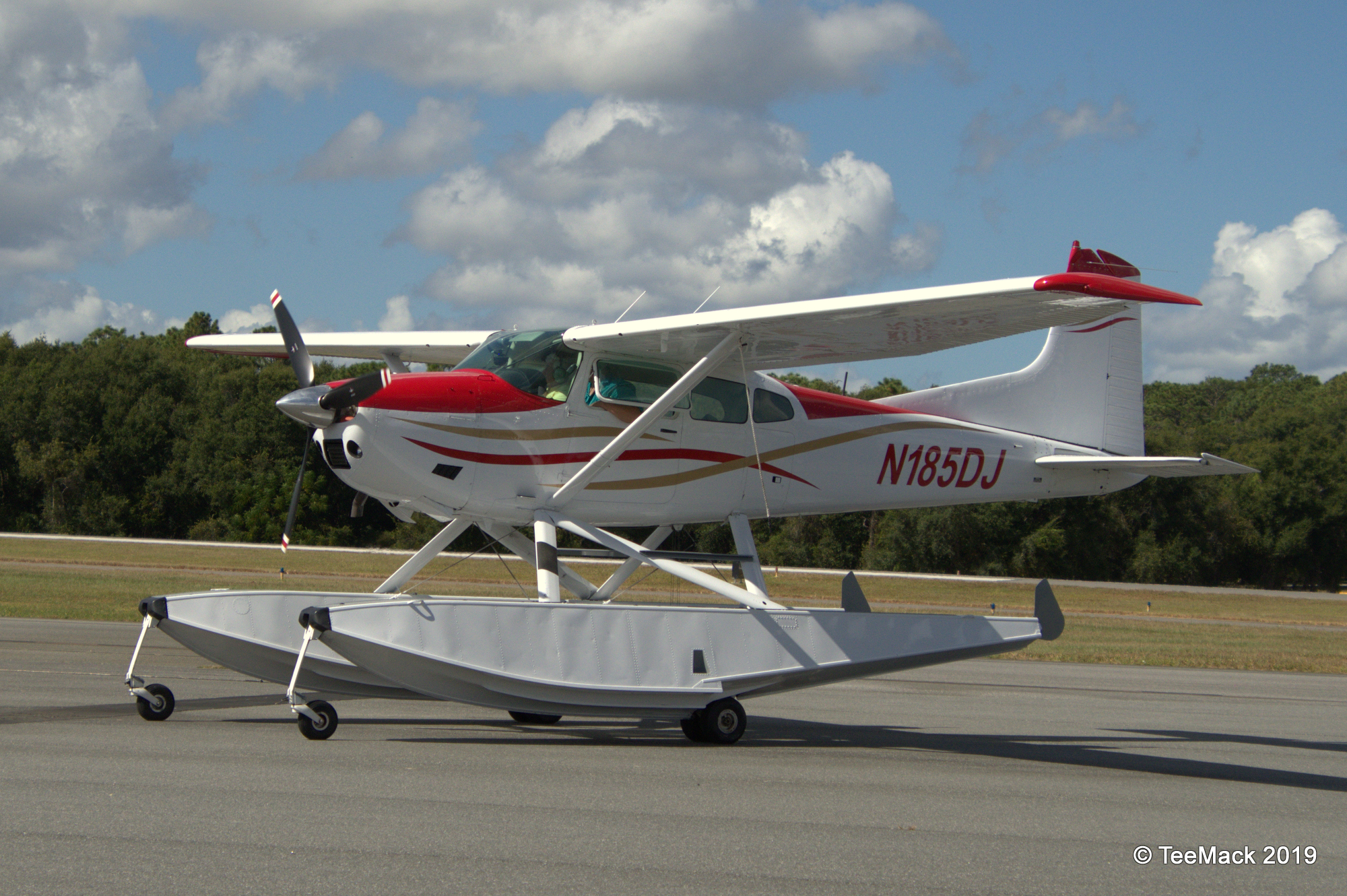 1977 Cessna Sea Plane