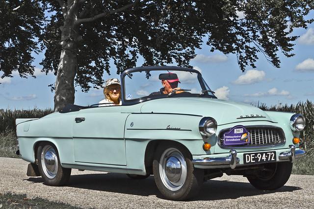 Skoda Felicia Cabriolet 1961 (5388)