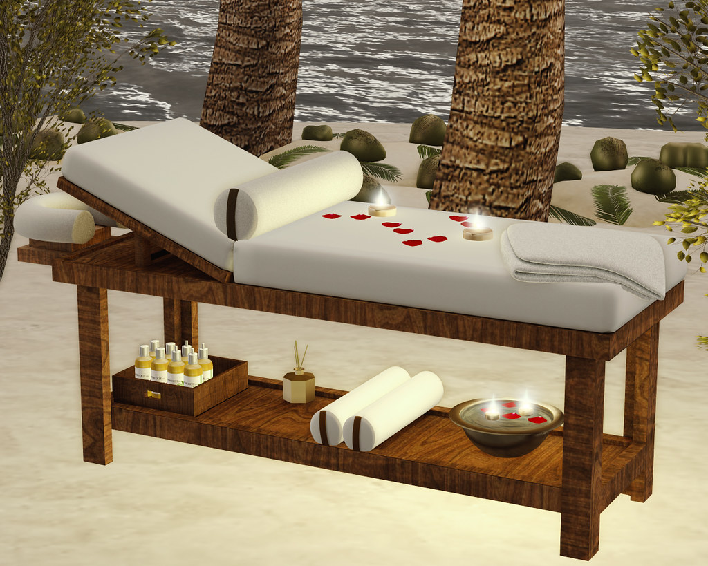 APHRODITE – Massage Table 4