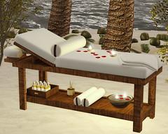 APHRODITE - Massage Table 4