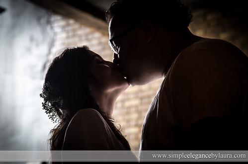 Kiss in a Dark Alley