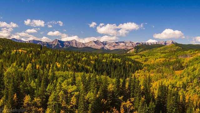 Foothills Autumn 2