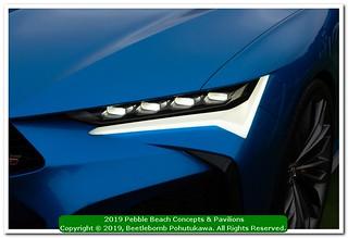 2019 Pebble Beach Concepts & Pavilions: Acura Concept