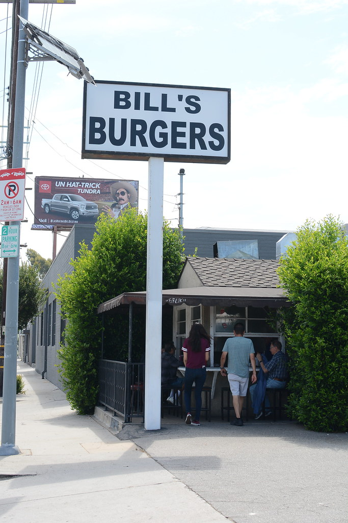 Bill's Burgers - Los Angeles - Van Nuys