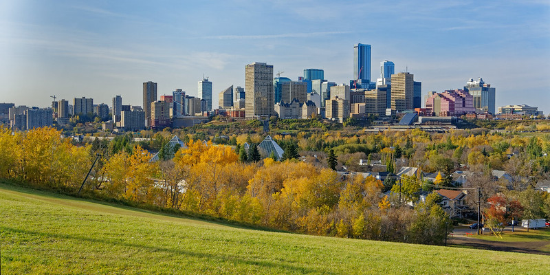 Fall for Edmonton