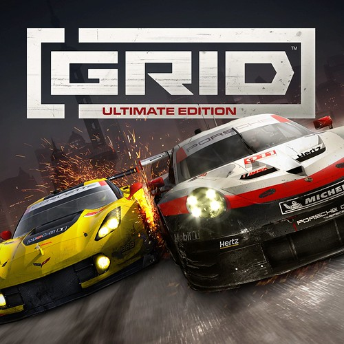 Thumbnail of GRID Ultimate Edition on PS4
