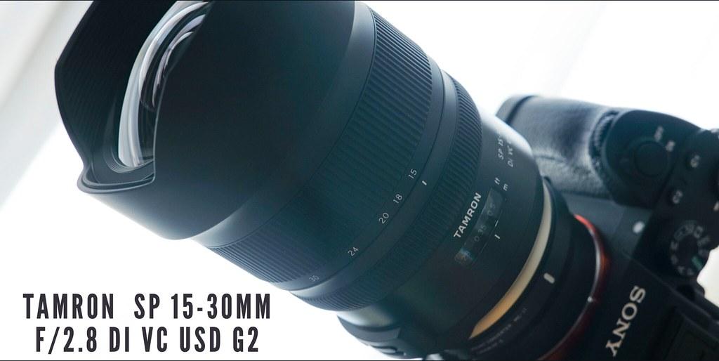 Tamron SP15-30mm F2.8 G2
