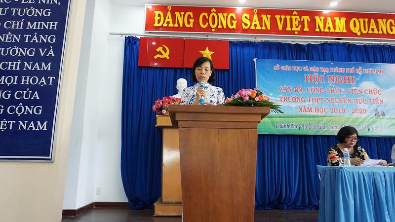 Hội nghị CBCNV
