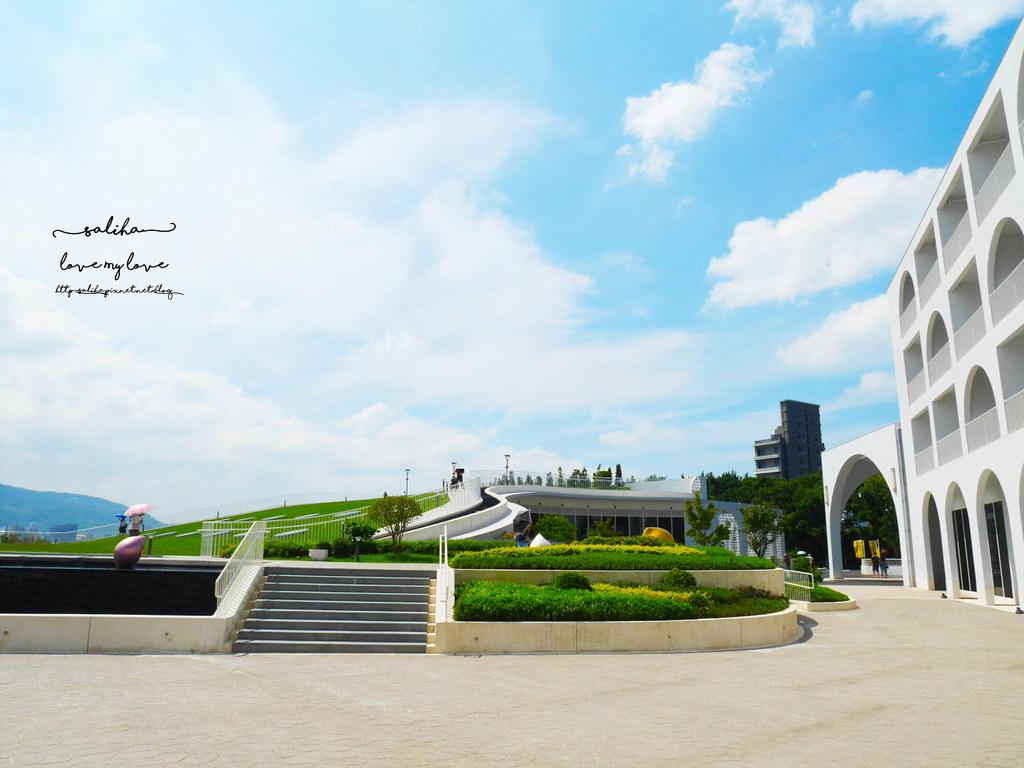 淡水老街紅毛城附近景點推薦滬尾藝文休閒園區購物好拍照景點 (2)