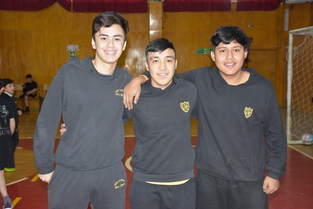 """1° Torneo Formativo de Futsal """"Domingo Savio"""""""