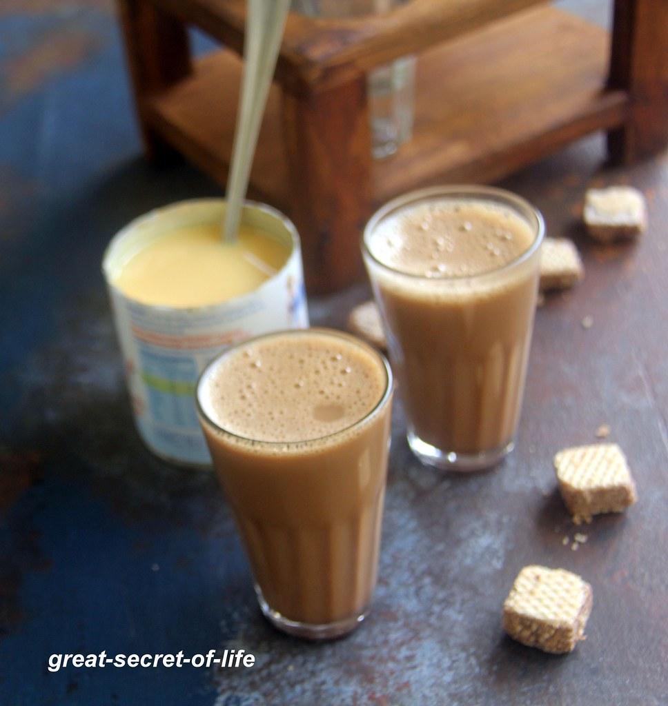 Milo Coffee - Drinks recipe - Simple Milo recipes