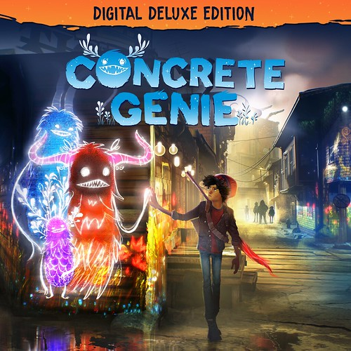 Concrete Genie Digital Deluxe Edition