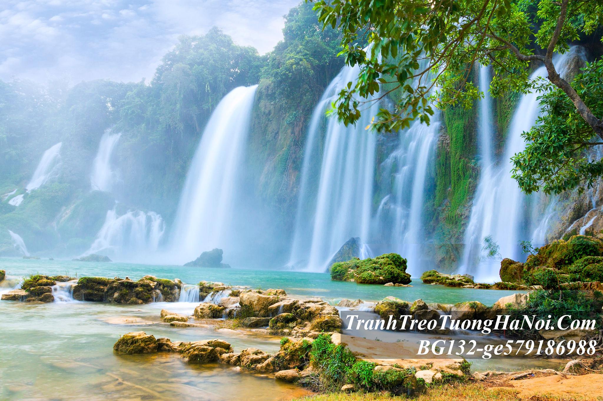 Phong canh dep thac nuoc ban gioc amia BG132-ge579186988