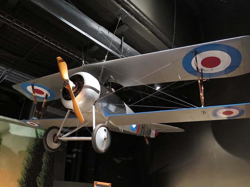 Nieuport 27 1