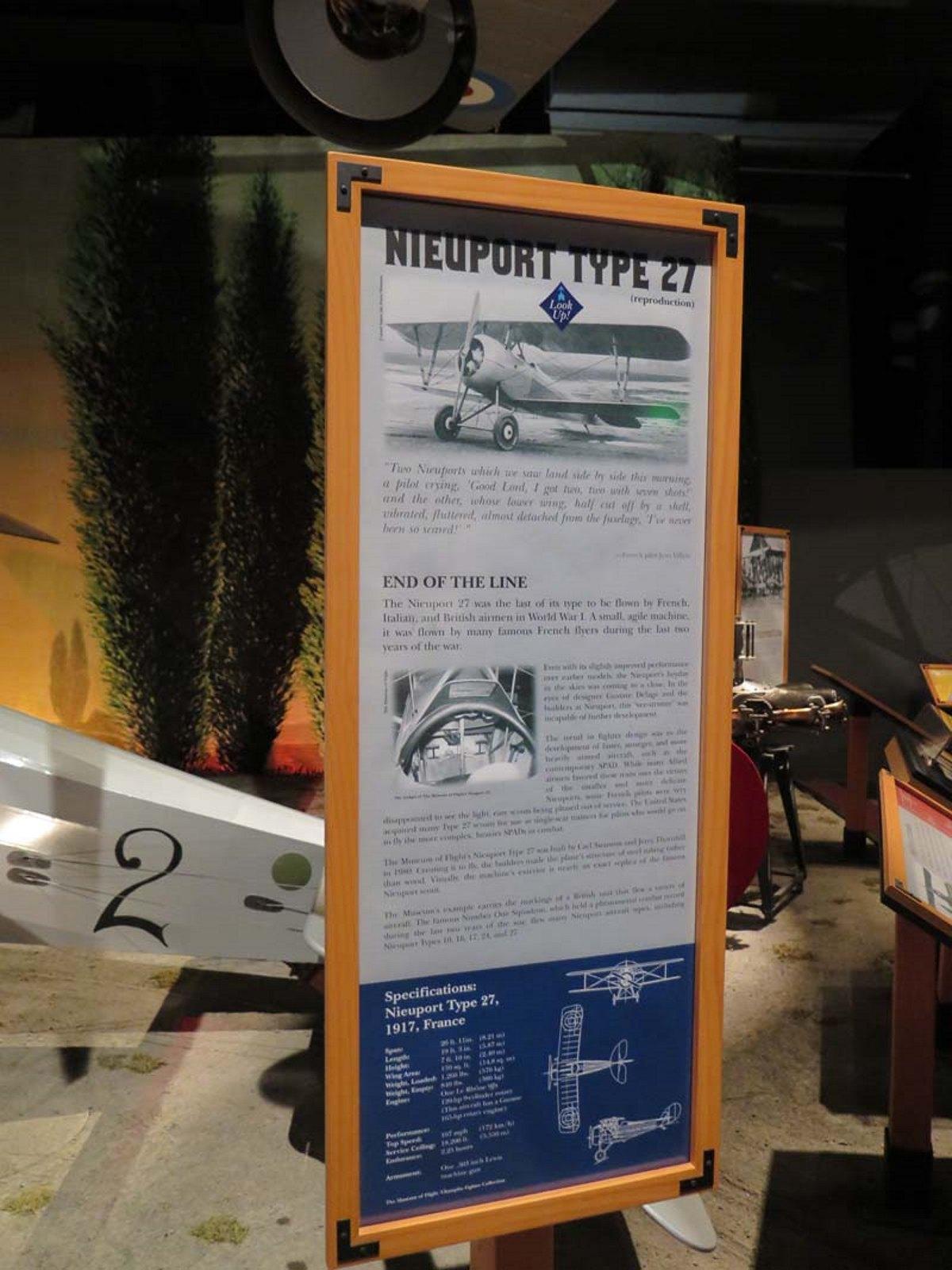 Nieuport 27 2