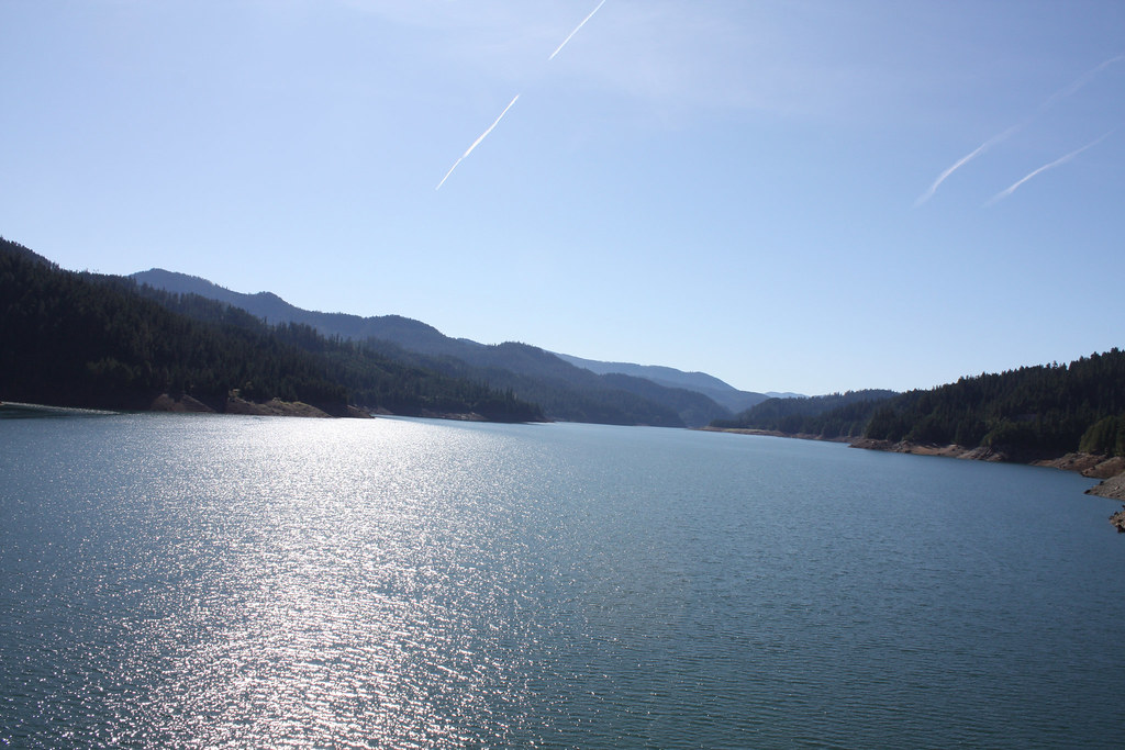 Hills Creek Reservoir