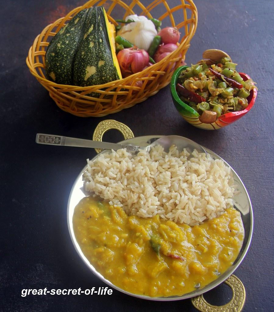 Srilankan Pumpkin curry - Jaffna Style Pumpkin Curry - Pumpkin recipes - Curry recipe