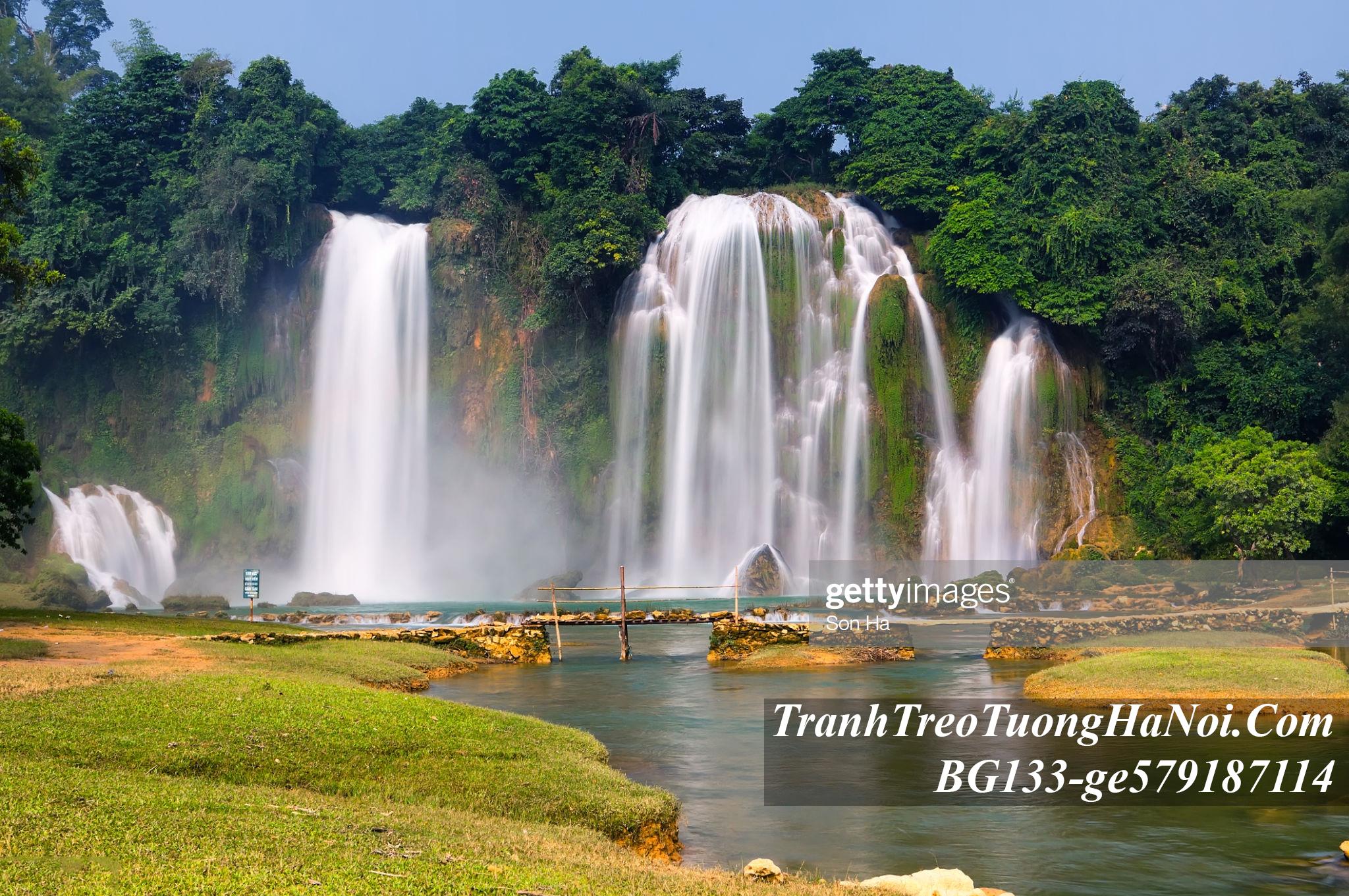 Phong canh dep thac nuoc ban gioc BG133-ge579187114