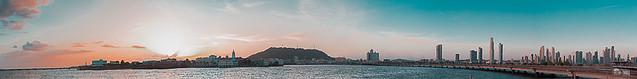 Panamá panoramic