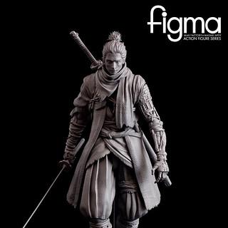 擁有不死之力的義手忍者!MAX FACTORY 公開 figma《隻狼》之產品原型(マックスファクトリー figma SEKIRO)