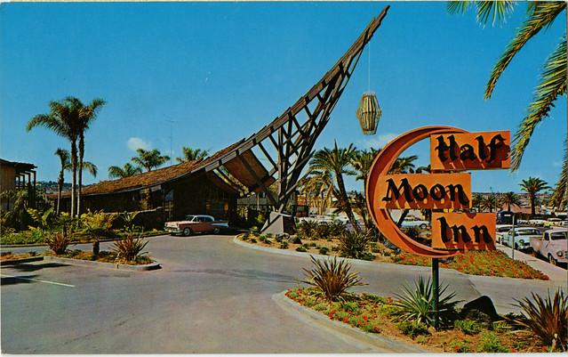Half Moon Inn Hotel-Boatel, San Diego, California