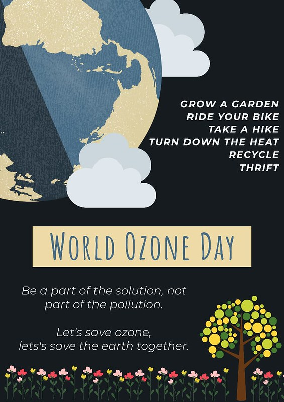 Peringatan Hari Ozon SMK Strada 1