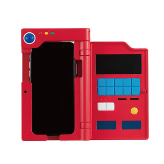 拿起圖鑑趟上旅程!GASHAPON《精靈寶可夢》寶可夢圖鑑造型 iPhone 手機殼(ポケモン図鑑風スマホケース)
